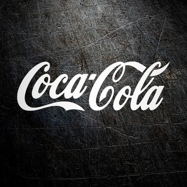 Autocollants: Coca Cola