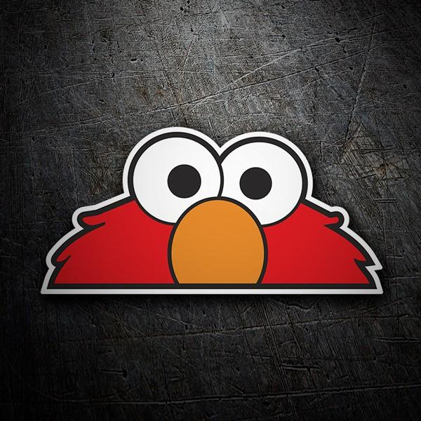 Autocollants: Elmo