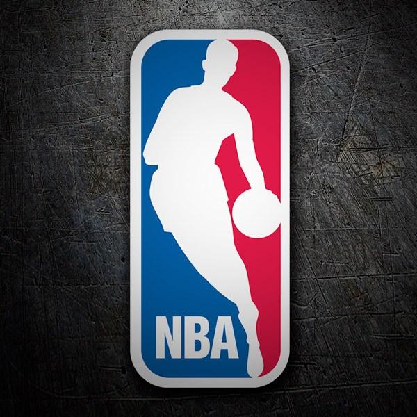 Autocollants: NBA
