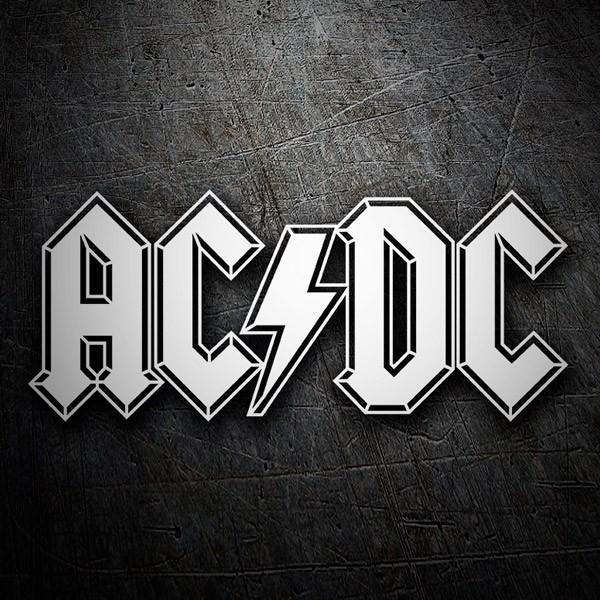 Autocollants: ACDC