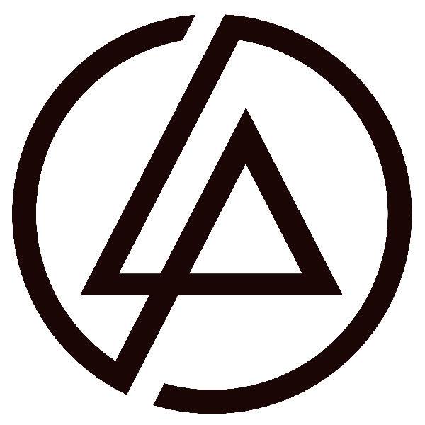Autocollants: Linkin Park logo