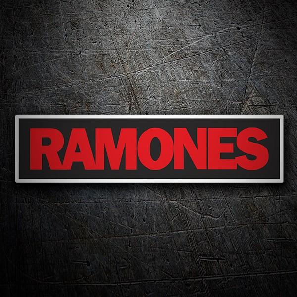 Autocollants: Ramones 1