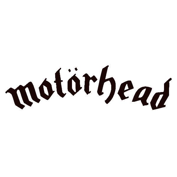 Autocollants: Motörhead