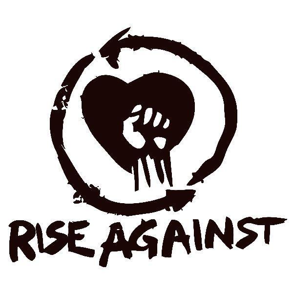 Autocollants: Rise Against