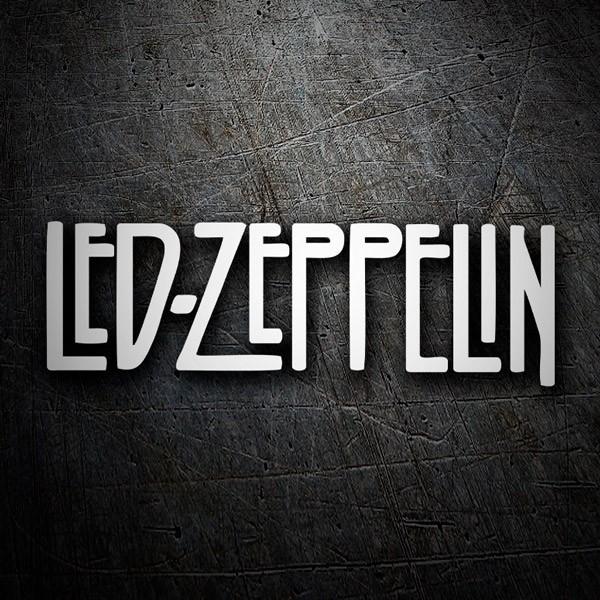 Autocollants: Led Zeppelin
