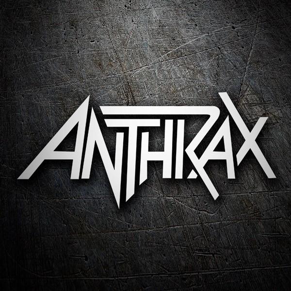 Autocollants: Anthrax 2