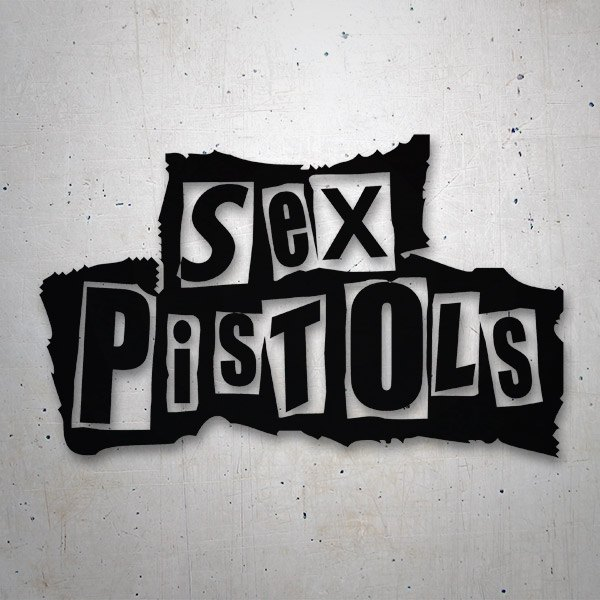 Autocollants: Sex Pistols
