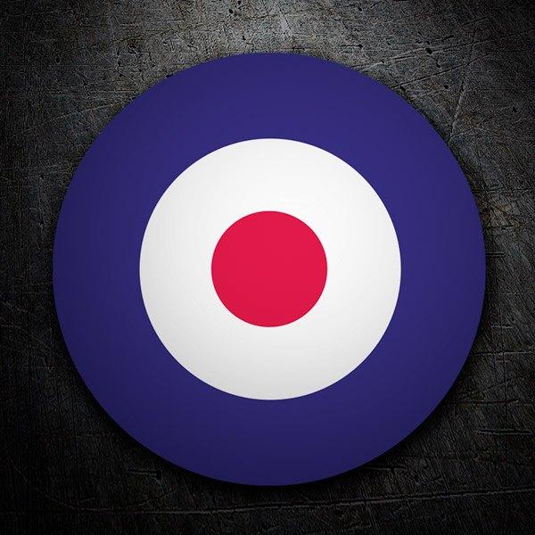 Autocollants: British aircraft insignia