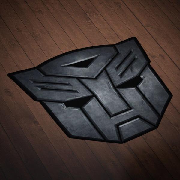 Autocollants: Transformers Autobot Logo