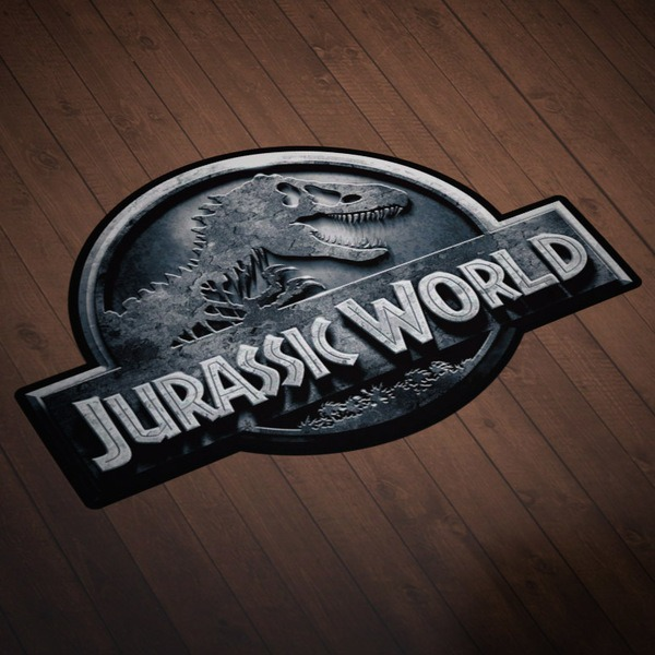 Autocollants: Jurassic World