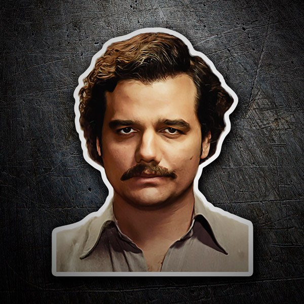 Stickers muraux: Narcos