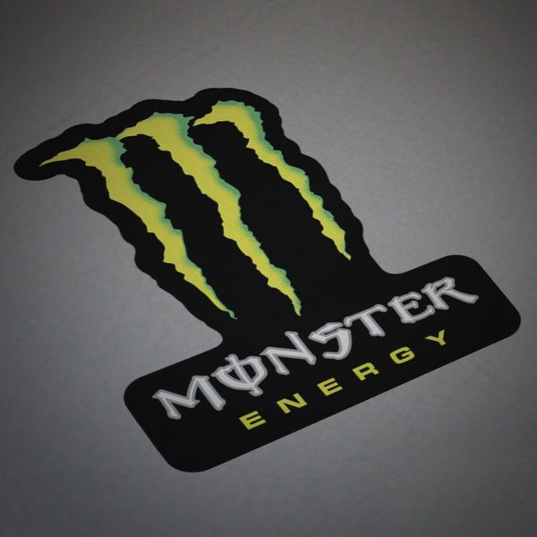 Autocollants: Monster Energy 3