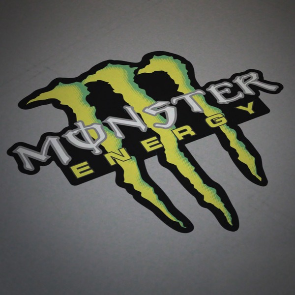 Autocollants: Monster Energy 5