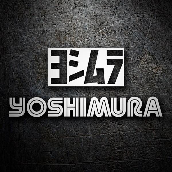 Autocollants: Yoshimura 2