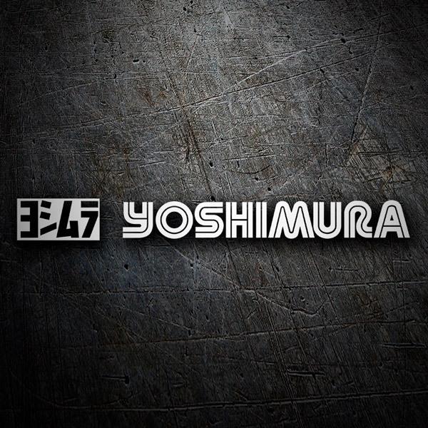 Autocollants: Yoshimura