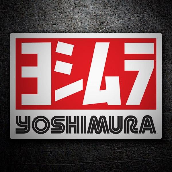 Autocollants: Yoshimura 5