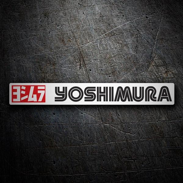 Autocollants: Yoshimura 7