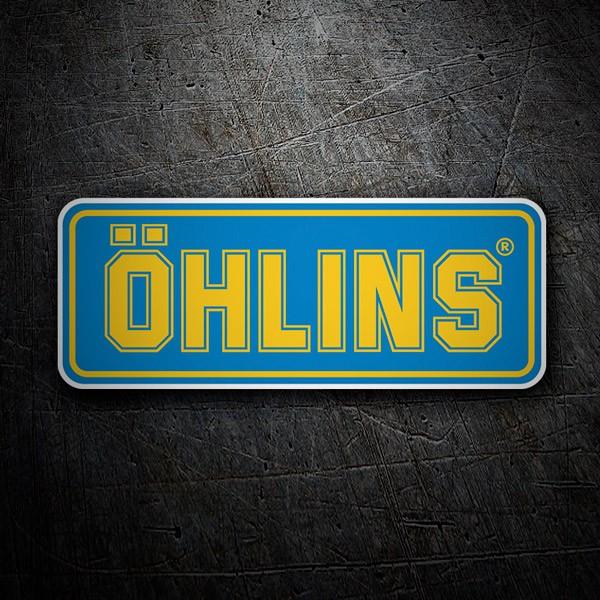 Autocollants: Ohlins 2