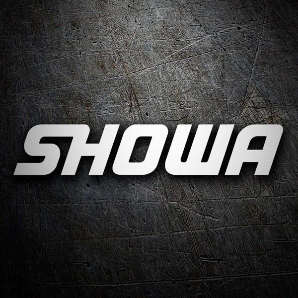 Autocollants: Showa