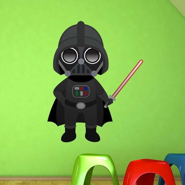 Stickers pour enfants: Darth Vader