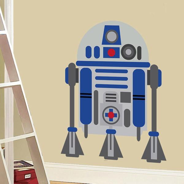 Stickers pour enfants: R2D2