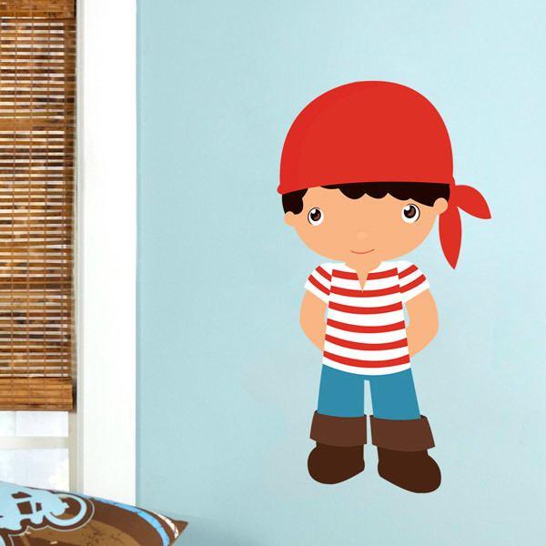 Stickers pour enfants: Moussaillon