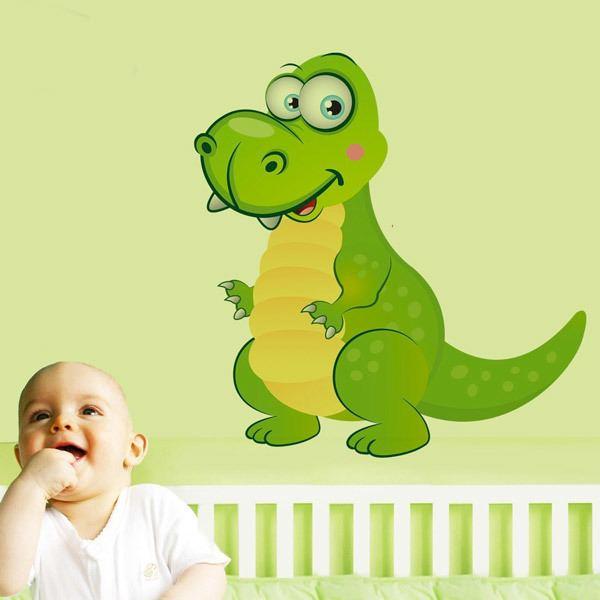 Stickers pour enfants: Rex