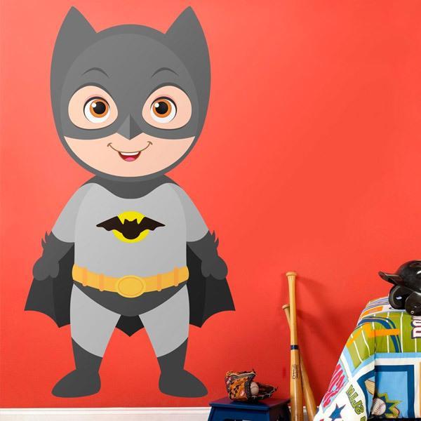 Stickers pour enfants: Batman