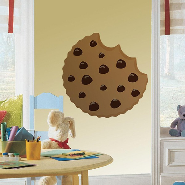 Stickers pour enfants: Cookie 1