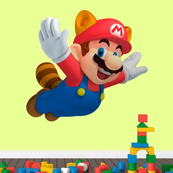 Stickers pour enfants: Super Mario Bross 3 1