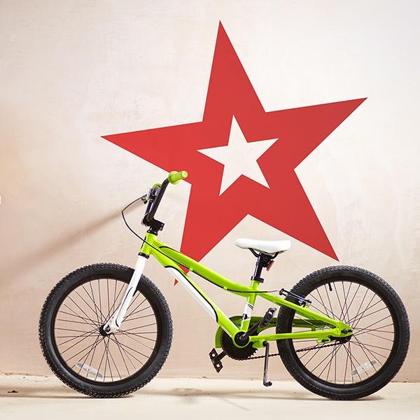 Stickers muraux: Estrella 721