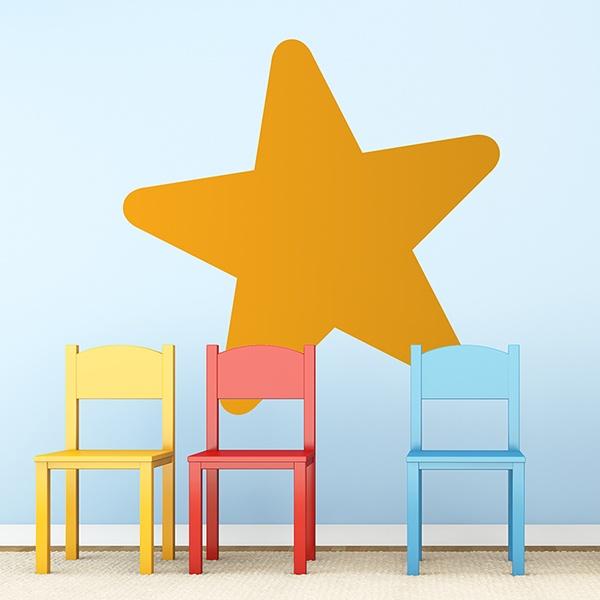 Stickers muraux: Estrella 732
