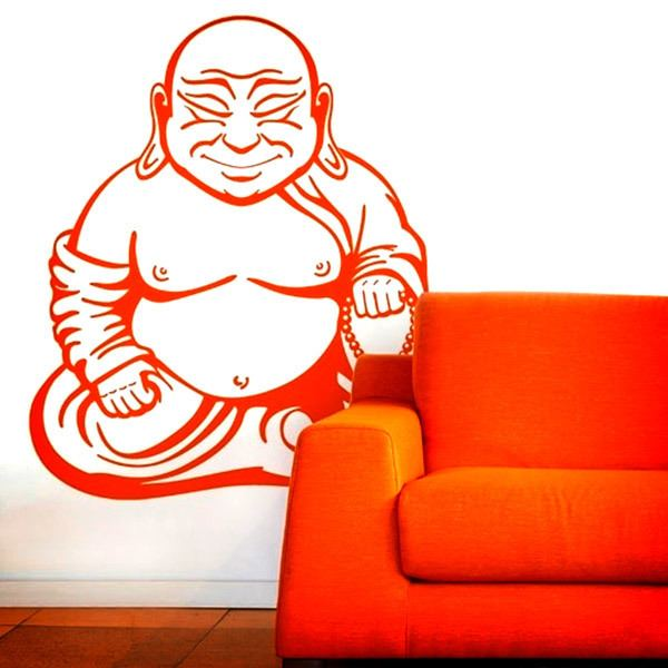 Stickers muraux: Buda2