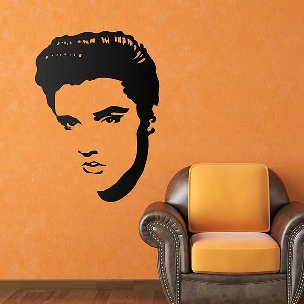 Stickers muraux: Elvis Presley 3