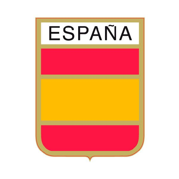 Autocollants: Spain