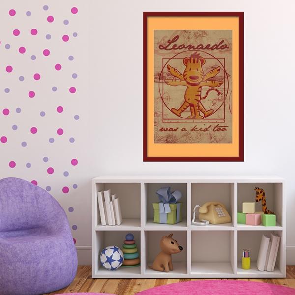 Stickers pour enfants: Da Vinci Kids