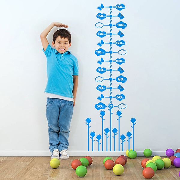 Stickers pour enfants: Meter pour Enfants