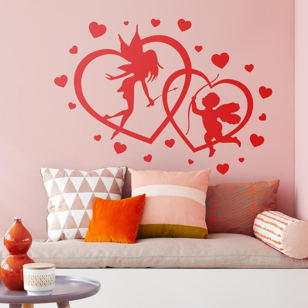 Stickers muraux: Floraux 273