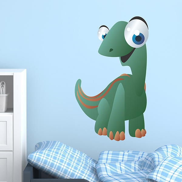 Stickers pour enfants: Dino 11