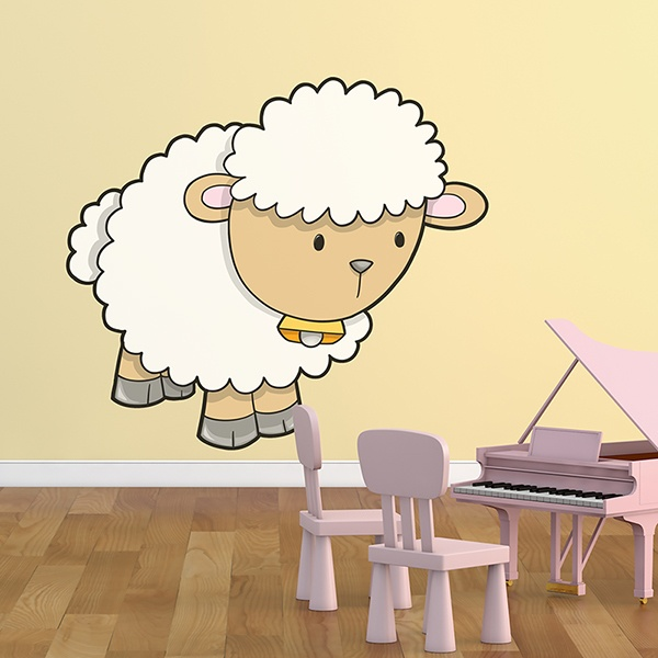 Stickers pour enfants: Moutons