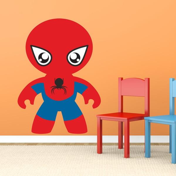 Stickers pour enfants: Tarantula Homme