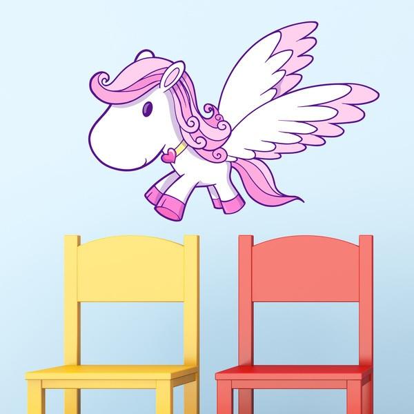 Stickers pour enfants: Licorne  3