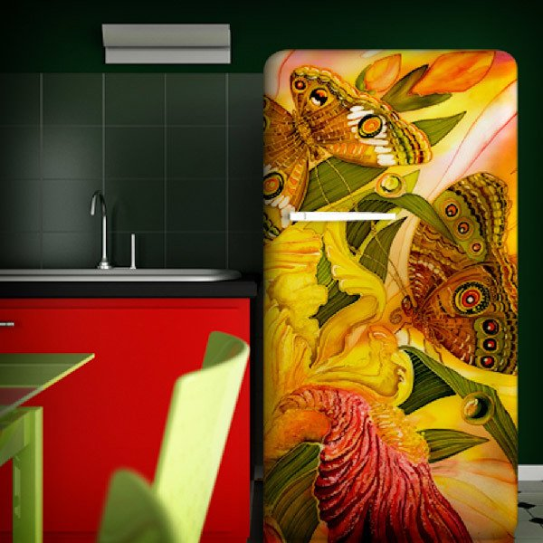 papillons bo te. Black Bedroom Furniture Sets. Home Design Ideas