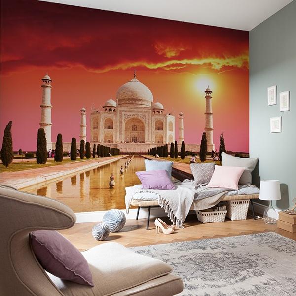 Papier peint vinyle: Taj Mahal
