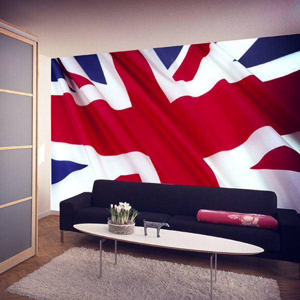 Papier peint vinyle: British flag