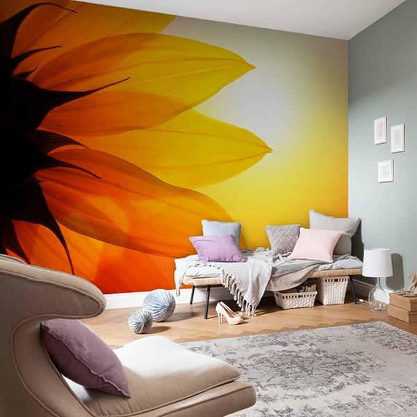 Papier peint vinyle: Sunflower