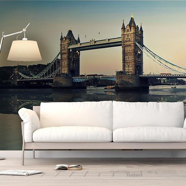 Papier peint vinyle: London Bridge