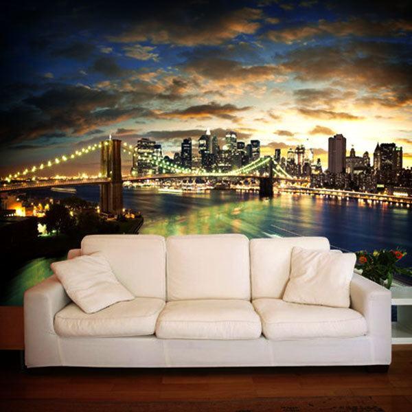 Papier peint vinyle: New York Cityscape