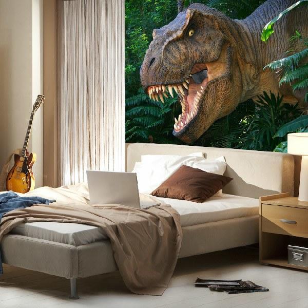 Papier peint vinyle: Dinosaure