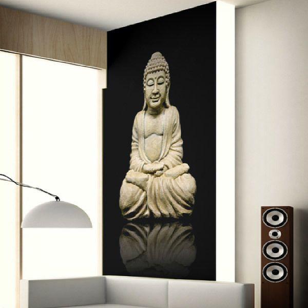 Papier peint vinyle: Bouddha